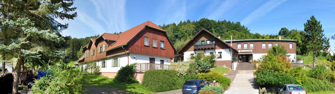 Waldhaus Wittgenthal Breitungen
